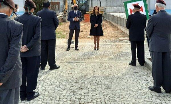 Dia Nacional do Combatente em Matosinhos