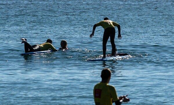 """Surf para todos"""