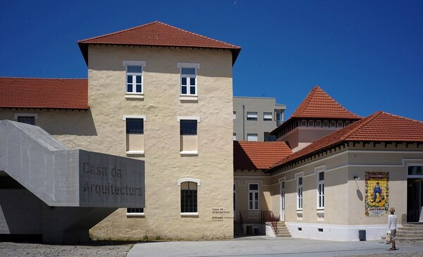 Aniversario da Casa da Arquitectura